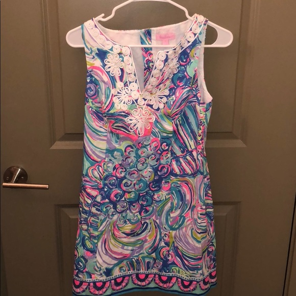 82c1a13ed0f7a1 Lilly Pulitzer Dresses & Skirts - Lilly Pulitzer Gabby Dress gillty  pleasure 0